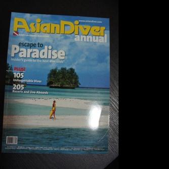 Asian Diver Magazine